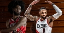 Bulls' Coby White shows admiration for Damian Lillard, calls Blazers star 'one of the best point guards in the league'