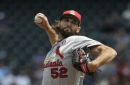 Wacha has not struggled at Great American Ball Park