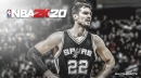 Nets assistant Tiago Splitter reacts to being added to Classic Team in NBA 2K20