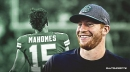 Scout sees Eagles' Carson Wentz 'on level' with Patrick Mahomes