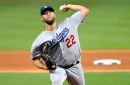 Clayton Kershaw Sets Dodgers Record For Most Strikeouts To Begin Game, Inches Closer To Randy Johnson's Live-Ball Era Record