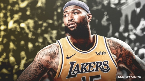 NBA players react to DeMarcus Cousins' ACL injury