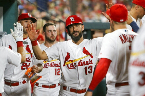 Arozarena gets another shot; Carpenter to hit second and play third