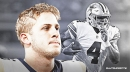 Rams' Jared Goff hopes Cowboys QB Dak Prescott 'gets as much as he can' in new contract