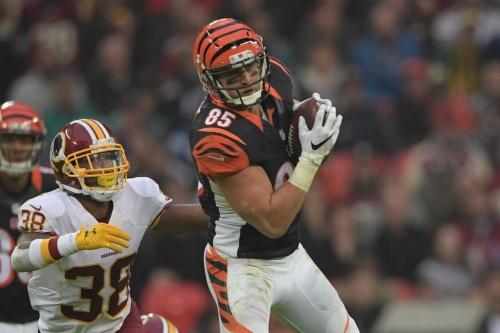 OPEN THREAD: Bengals vs. Redskins First Half