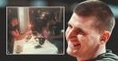 Nuggets' Nikola Jokic hilariously serves as 'candle holder' for Boban Marjanovic's birthday
