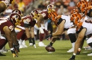 Bengals' defense shines in 23-13 win over Redskins