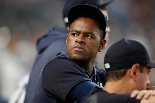 Yankees' Luis Severino takes next step in return; Giancarlo Stanton has 'no deadline'
