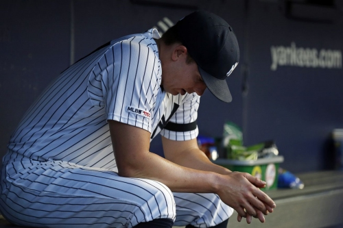 Yankees' bullpen game backfires in 19-5 loss to Indians