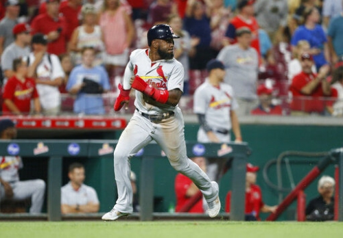 Cards get just two hits in defeat against Reds