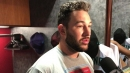 Alex Young talks about his tough outing in series opener against the San Francisco Giants