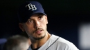 Is Charlie Morton's workload for Rays going to be an issue?