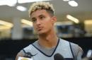 Kyle Kuzma Calls DeMarcus Cousins Injury 'Super Unfortunate,' Was 'Big Part' Of Lakers Plan