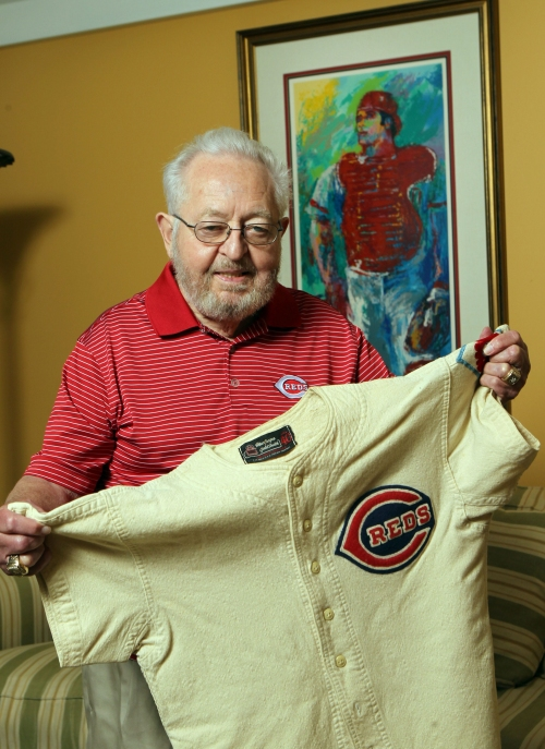 Marty Brennaman hopes his induction into the Reds Hall of Fame opens it up for others