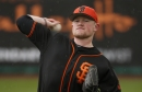 Source: Giants' top pitching prospect to make major league debut