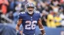 Giants' Saquon Barkley will not play vs. Bears