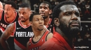 Ex-Blazers center Greg Oden opens up on playing in Portland