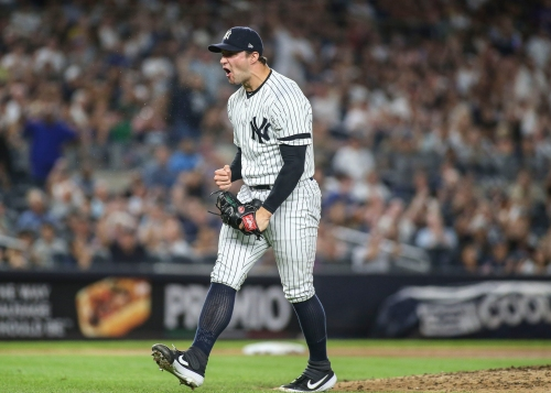 Yankees rebound from blowout to edge the Indians