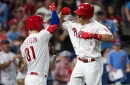Maybe it really was John Mallee's fault: Phillies 8, Padres 4