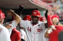 Cincinnati Reds' Aristides Aquino makes more history with his 10th home run in 16 games