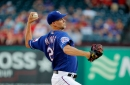 Mike Minor gives up a pair of home runs as Rangers lose to Twins , 4-3