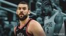 Raptors' Marc Gasol reacts to Kawhi Leonard leaving NBA champions for Clippers
