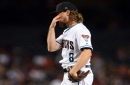 Diamondbacks ride roller coaster, falter in extra innings in loss to Giants