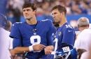 """Giants-Bears """"Kudos & Wet Willies"""" review — praise for Eli Manning, Daniel Jones"""