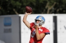 5 things to watch in Lions-Texans: Matthew Stafford finally hits field