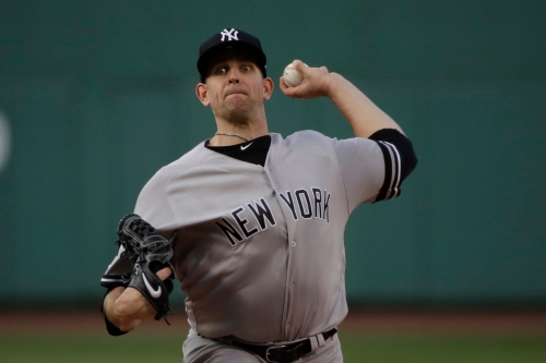 New York Yankees, Cleveland Indians announce Saturday lineups