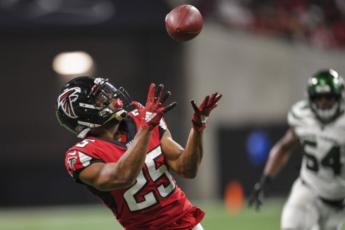 3 Falcons up, 3 Falcons down in preseason Week 2 loss to the Jets