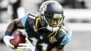 Jaguars wide receiver Marqise Lee is off the PUP list and practicing