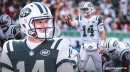 Colin Cowherd says he would take Jets QB Sam Darnold long-term over Baker Mayfield