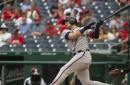Duvall back in lineup after Ender Inciarte forced to injured list