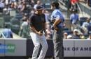 Chaos erupts as Yankees beat Indians 6-5