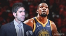 Warriors news: Bob Myers explains why he opted to meet Kevin Durant personally to hear his free agency decision