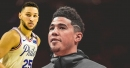 Video: Suns' Devin Booker puts on a show in pickup game with Ben Simmons, expresses desire to make the playoffs