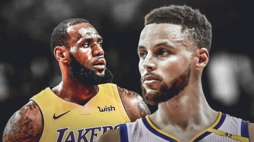 LeBron James has nearly 70 million more followers on social media than next biggest NBA star, Stephen Curry