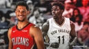 Josh Hart sees Jrue Holiday benefiting from increased attention to Pelicans
