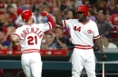 Rookie's home run gives Cards blues