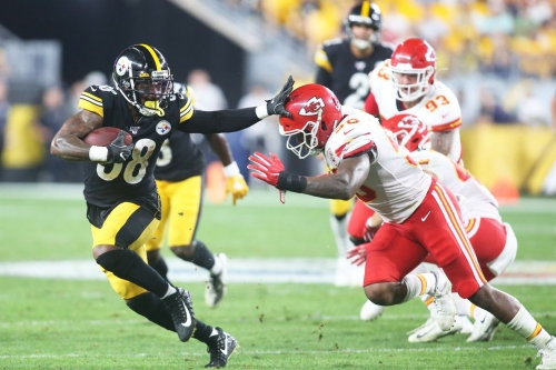 Knee-Jerk Reactions to the Steelers 17-7 win vs. the Chiefs