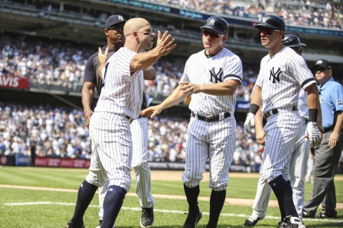 NYY news: Does Brett Gardner need to quit his bat antics?