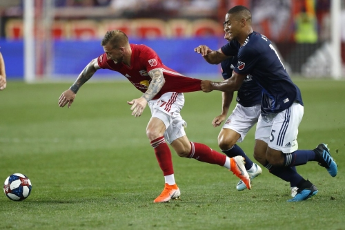 Red Bulls settle for rotten draw with New England