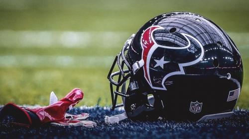 Texans' Jerell Adams rocks Lions defender with vicious stiff-arm