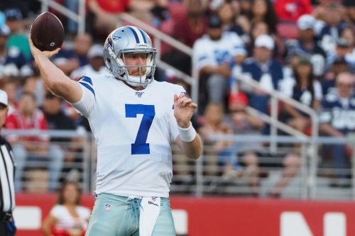 Watch: Cooper Rush throws a touchdown to Devin Smith!