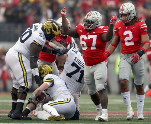 Mitch Albom: Ohio State keeps giving Michigan fans reasons to hate it