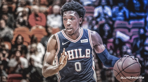 Josh Richardson excited to play on 'the same side' as Sixers fans