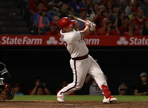 Mike Trout helps Angels rally for victory over White Sox