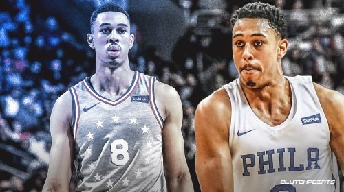 Zhaire Smith hopeful to crack into the Sixers' regular rotation