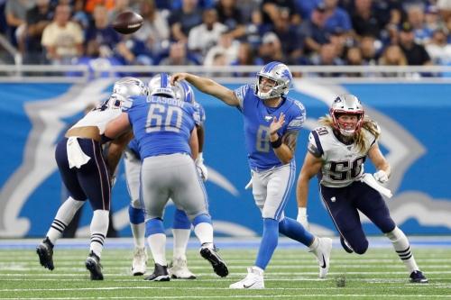 Detroit Lions stock watch: David Fales up, pass rushers down